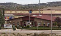 El exterior de la cárcel de Aranjuez