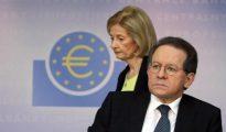 El vicepresidente del Banco Central Europeo (BCE), Vítor Constancio