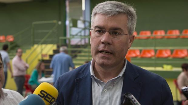 Imagen de archivo del nuevo secretario de Estado de Hacienda, Fernández de Moya