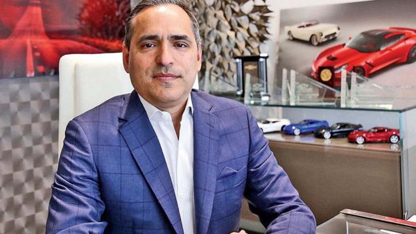 Arnaldo Bomnin es cubano y tiene una concesionaria de autos en Miami (Autonews)