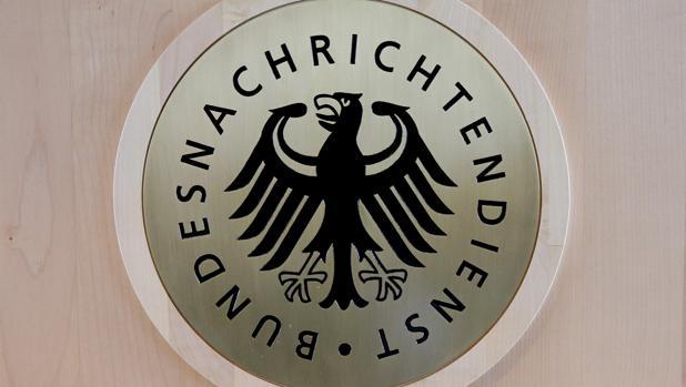 Escudo de los servios de inteligencia de Alemania