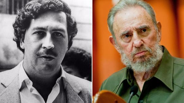 Popeye, sicario de Pablo Escobar, reveló los vínculos que mantuvieron el capo narco y Fidel Castro