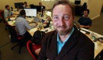 Matt Harrigan fundó en 2013 la empresa de seguridad informática PacketSled. El martes debió renunciar tras el escándalo por sus mensajes en Facebook