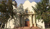 La Iglesia Inmaculada Concepción de Old Town, en San Diego