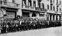 Detención de la totalidad de los Mossos d'Esquadra en la década de los años 30