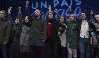 Errejón, Iglesias, Bescansa, Tania Sánchez y Echenique, entre los salpicados por escándalos