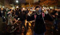 Miles de personas se manifestaron en EE.UU. contra Trump