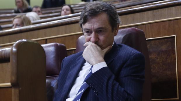 Antonio Hernando, portavoz parlamentario del PP