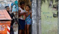 Redada contra narcotraficantes en Ciudad de Dios (Río de Janeiro)