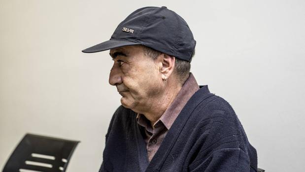 El profesor acusado de injurias contra Víctor Barrio, Vicent Belenguer -