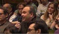 Juan Carlos Guirao, capellán de la Facultad de Filosofía de la Complutense. Juan Carlos Guirao, capellán de la Facultad de Filosofía de la Complutense.