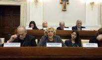 Carmena en la Cumbre sobre Europa: los refugiados son nuestros hermanos, auspiciada por el papa Francisco en el Vaticano