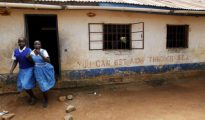 Escuela en Nairobi