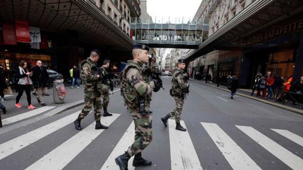 Francia aún se mantiene en alerta por la amenaza terrorista