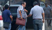 Gustavo Vargas, el gerente general de la compañía LaMia, durante su detención.