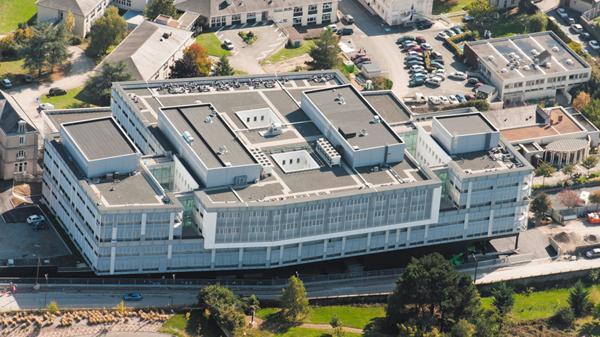 Centro Hospitalario de la Universidad de Angers, en Francia