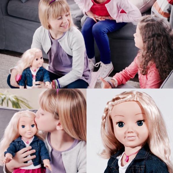 """""""Cayla"""" es la muñeca interactiva que se encuentra en el ojo de la tormenta por supuestamente utilizar archivos de voz que recolecta de sus """"amigas"""" de carne y hueso para que estos sean usados con fines de lucro por terceros"""