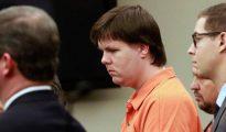 Justin Ross, durante el juicio en EEUU