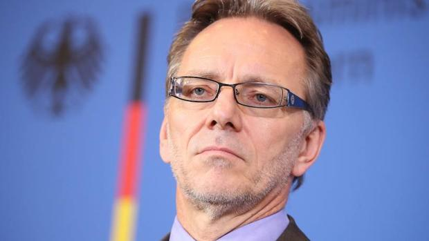 El ministro alemán del Interior, Thomas de Maizière