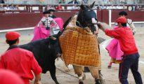Monosabios en Las Ventas