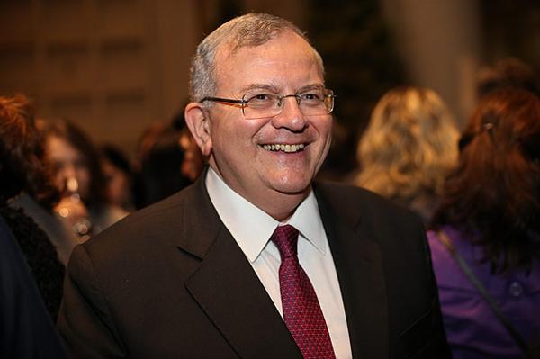 El embajador griego en Brasil, Kyriakos Amiridis, apareció muerto en un vehículo