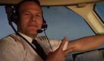El piloto Miguel Quiroga
