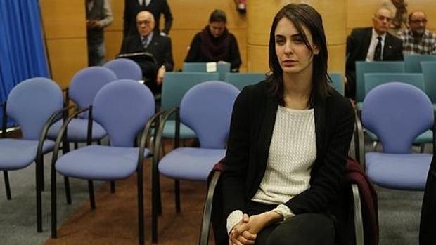 Rita Maestre, ante el juez
