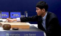 El campeón mundial de Go Lee Sedol se enfrenta al programa de Google