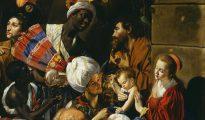 La adoración de los Reyes Magos - Fray Bautista