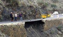 Imagen de archivo de los efectos causados por el temporal en Murcia el pasado mes de diciembre