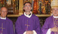 Alberto Nuñez tras ser ordenado sacerdote - DIARIO SUR
