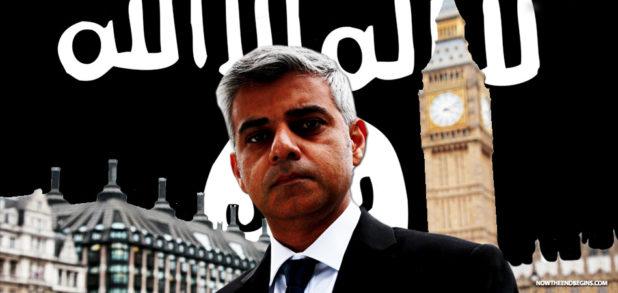 El alcalde pakistaní de Londres, símbolo de la putrefacción moral que sufre el Reino Unido.