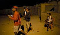 Un grupo de autodefensa organizado para protegerse de los piratas en Sucre