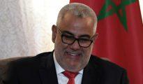 El presidente del gobierno de Marruecos, Abdelilah Benkirán.
