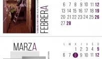 "El ""calendaria"" feminista de la Universidad de Granada."