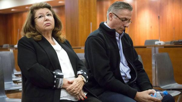 Carmen Marín y Felipe Barco, los procesados por maltrato animal
