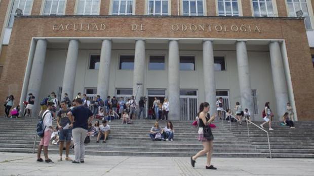 Facultad de odontología de la Universidad Complutense de Madrid