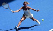 Camila Giorgi, en el pasado Open de Australia