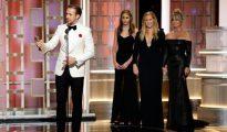 """Ryan se lleva el premio al mejor actor por su trabajo en """"La La Land"""""""