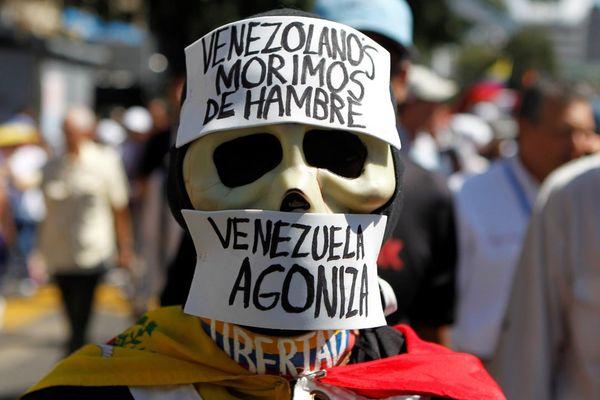 Venezuela vive una profunda crisis política, económica y social