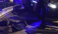 Los arrestados son cuatro jóvenes de entre 15 y 21 años que, además, portaban objetos punzantes