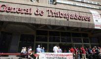 Sede de UGT en Madrid