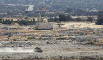 La región del Sinaí es blanco frecuente del Estado Islámico