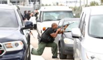 Francotiradores en las inmediaciones del aeropuerto de Fort Lauderdale