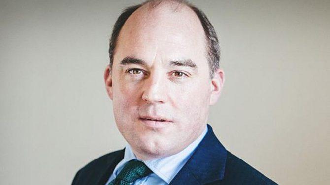 Ben Wallace, ministro británico de Seguridad