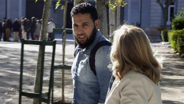 Ahmed Bouguerba (Foto ABC)