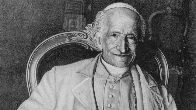 El Papa Leon XIII