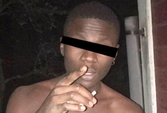 El violador keniano.
