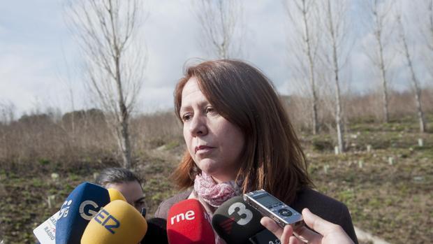 La alcaldesa de Gerona, Marta Madrenas, tras el comunicado del Ejército anunciando maniobras en el municipio