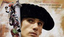 Víctor Barrio, protagonista en el cartel anunciador de la Feria del Ángel de Teruel